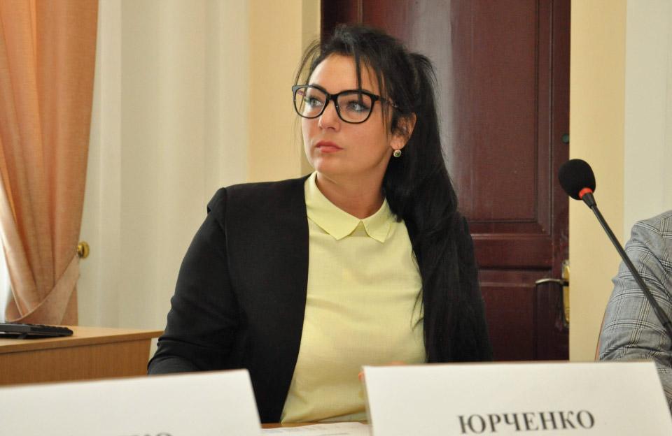 Тетяна Юрченко