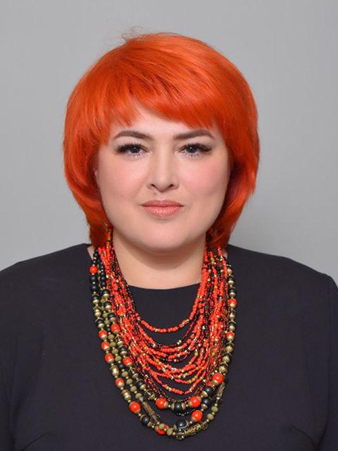 Вікторія Мірошніченко