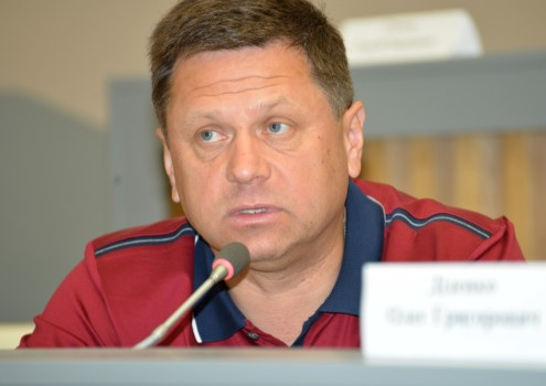 Ігор Горжій