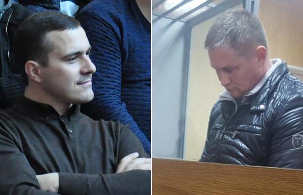 Олександр Колесников та Олексій Соловйов