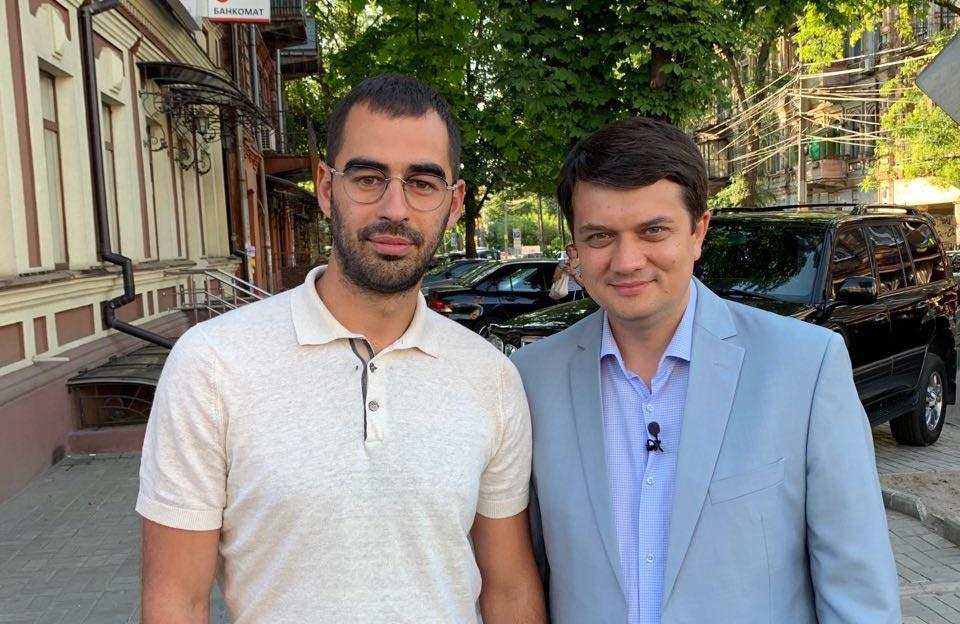 Депутат Полтавської облради від «БПП» обрався нардепом від «Слуги ...