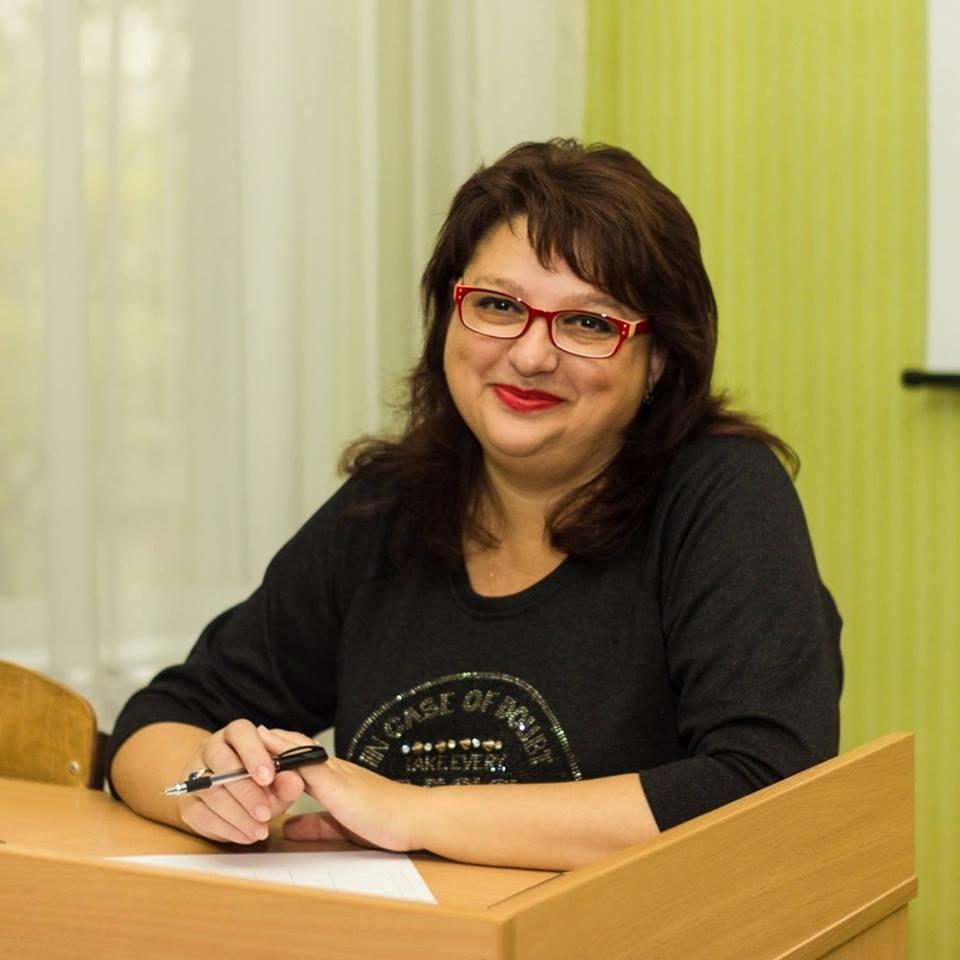 Ірина Горобченко