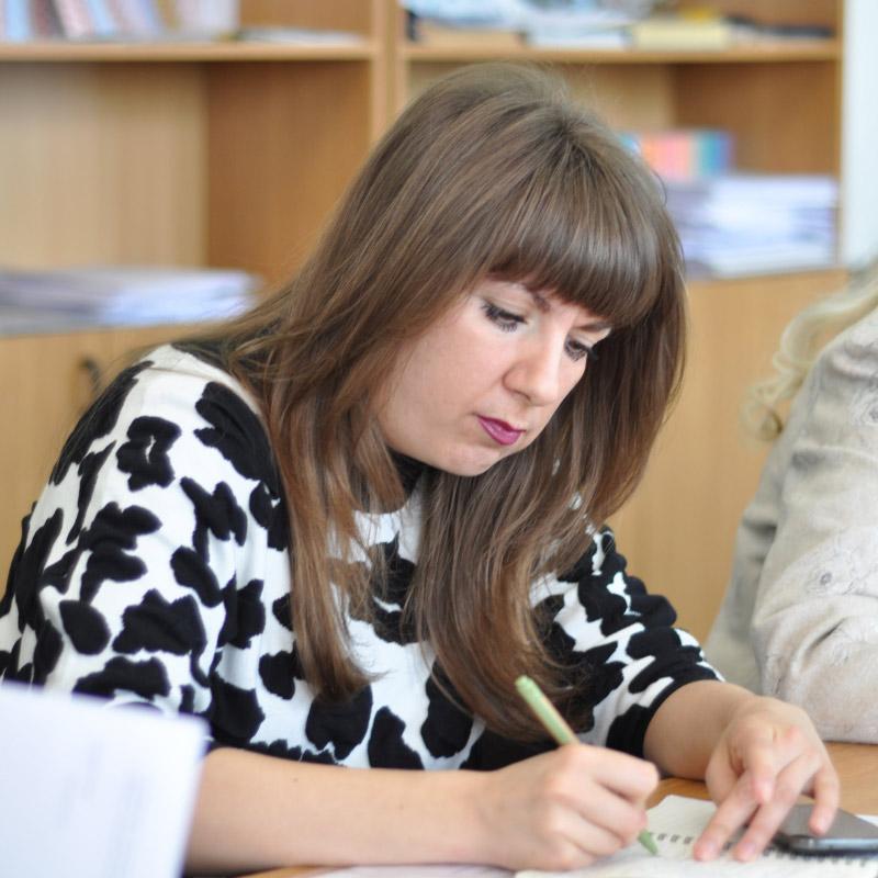 Юлія Мелкумова