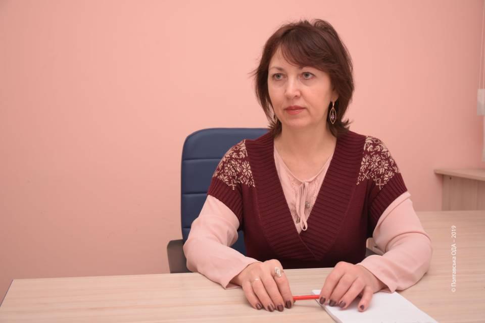 Лариса Мирошниченко