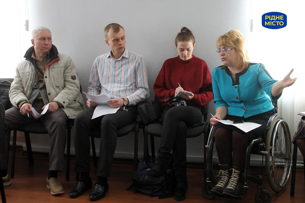 Ірина Твердохліб завжди стоїть на сторожі інтересів людей з інвалідністю