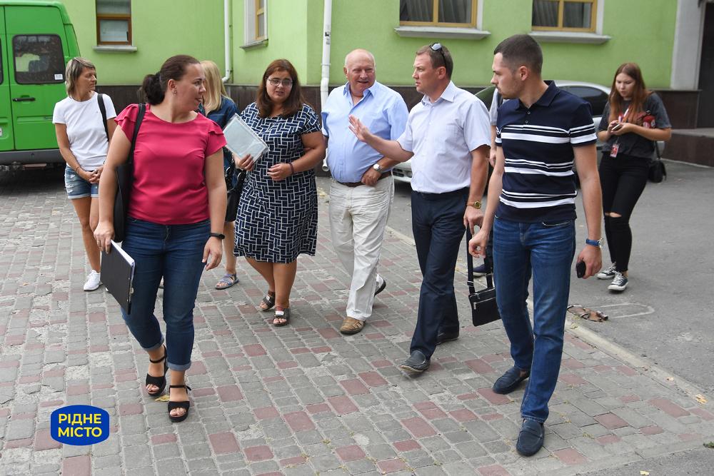 Члени «Рідного міста» планують роботи разом з представниками УТОСу й УТОГу