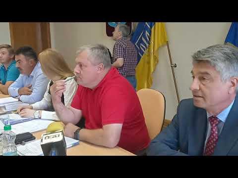 Засідання бюджетної комісії Полтавської облради (2019.09.12)