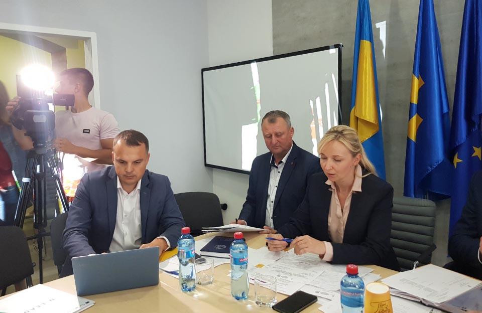 Олександр Ісип та Тетяна Барановська