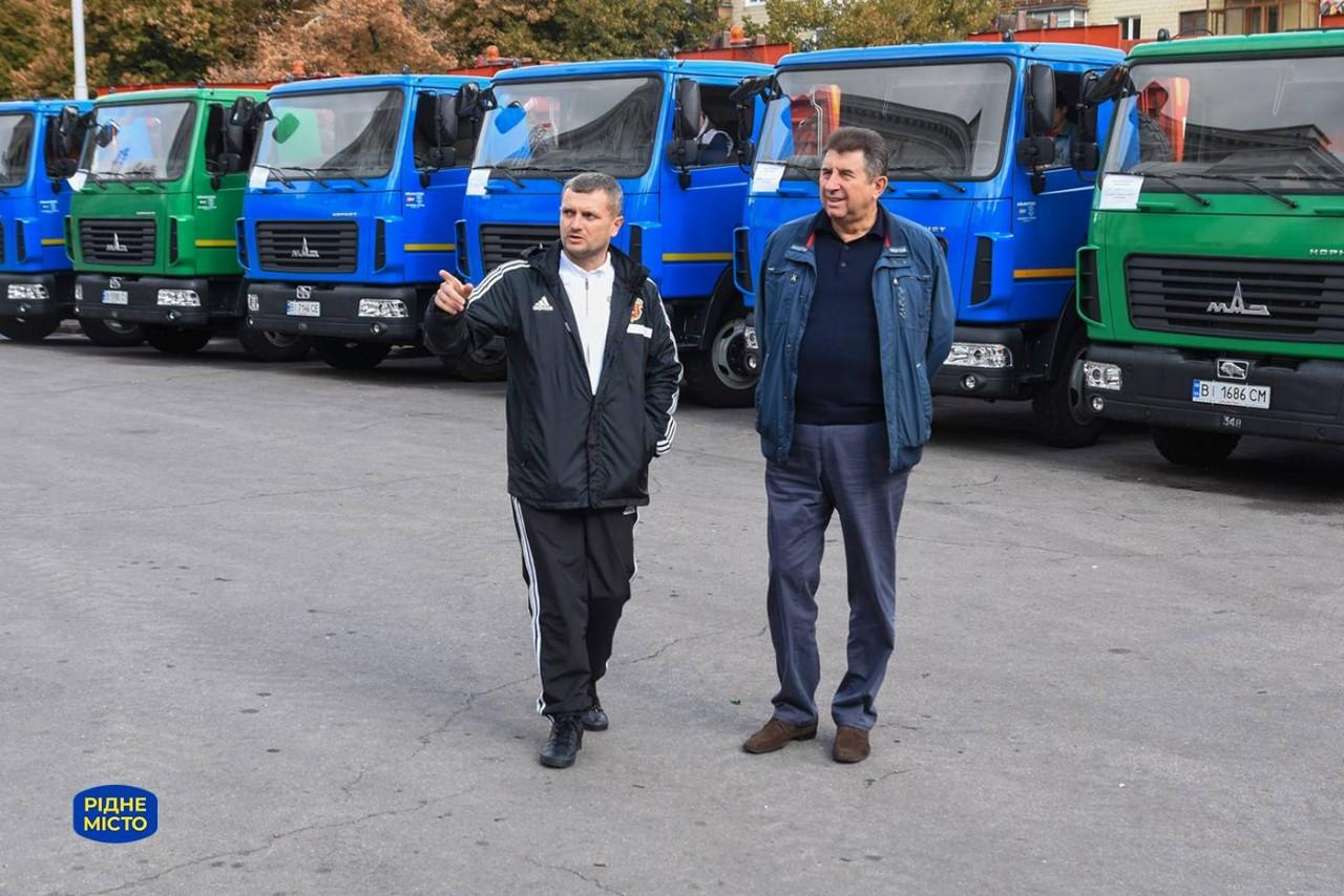Олексій Чепурко та Олександр Удовіченко