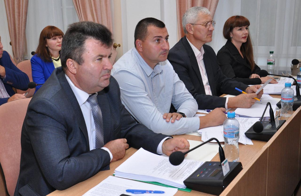 Нове робоче місце Тетяни Паутової — поруч з депутатами «Рідного міста»
