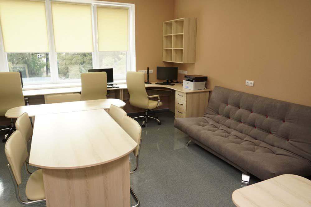 Оновлений кабінет
