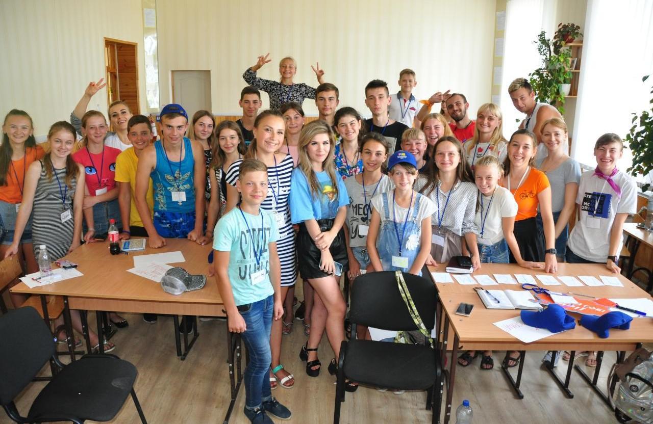Учасники проекту РІД за підтримки «Астарти-Київ»