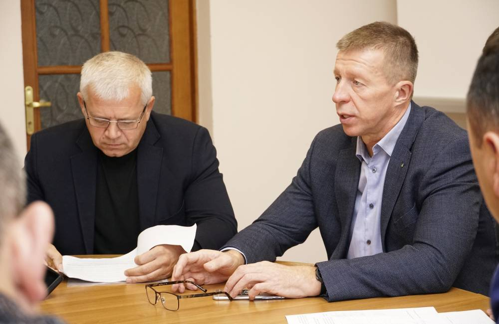 ГО очолив депутат Полтавської облради Геннадій Коваленко