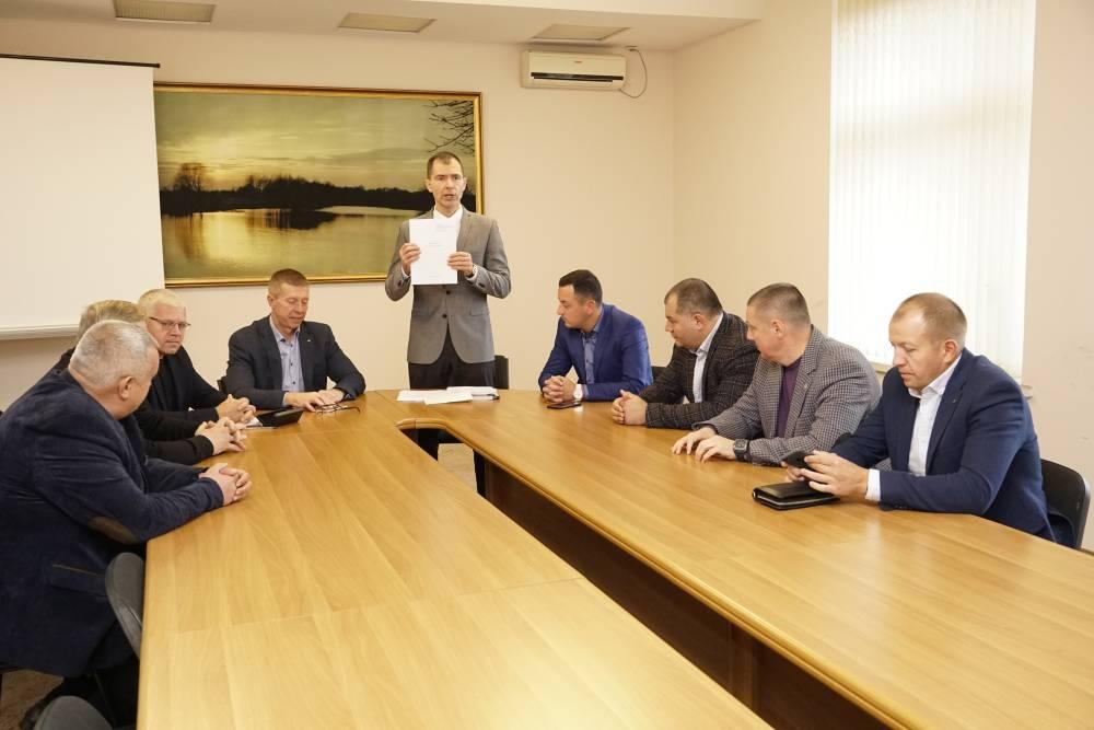 На Полтавщині з'явилася громадська організація «Народовладдя України»