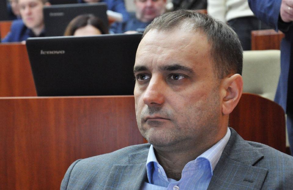 Валерій Прядко