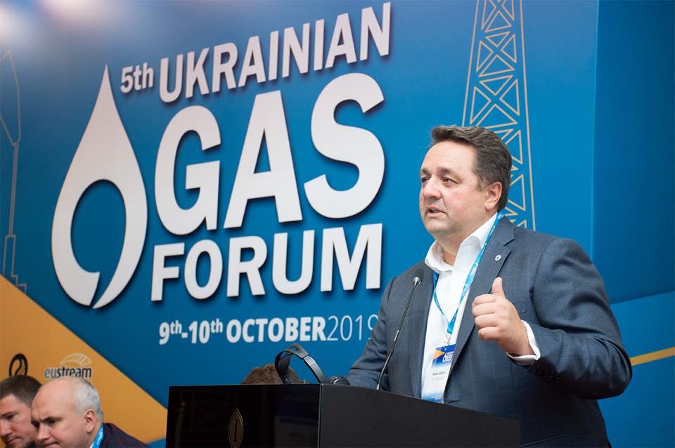 Генеральний директор СП «Полтавська газонафтова компанія» Віктор Гладун