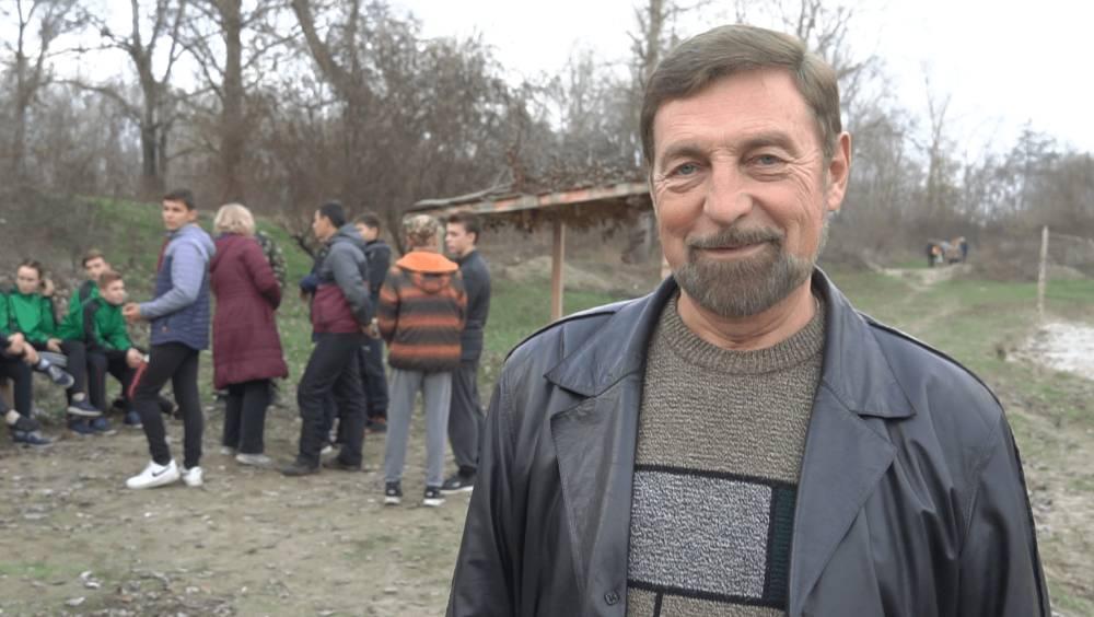 Директор ПОЦТКУМ Станіслав Комісар