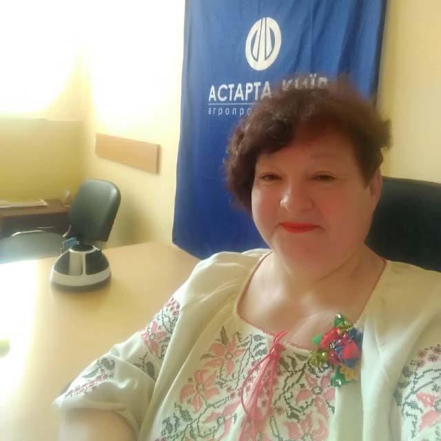 Наталія Левонтівцева, фахівчиня з корпоративного партнерства «Агрофірми «Добробут»