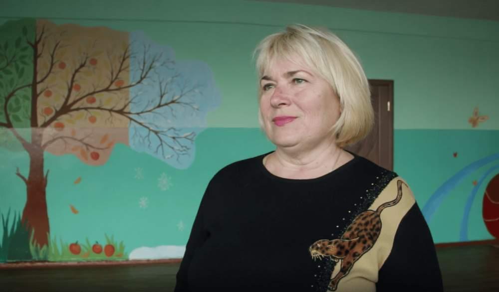 Ірина Олійник, очільниця Полтавського осередку гуманної педагогіки