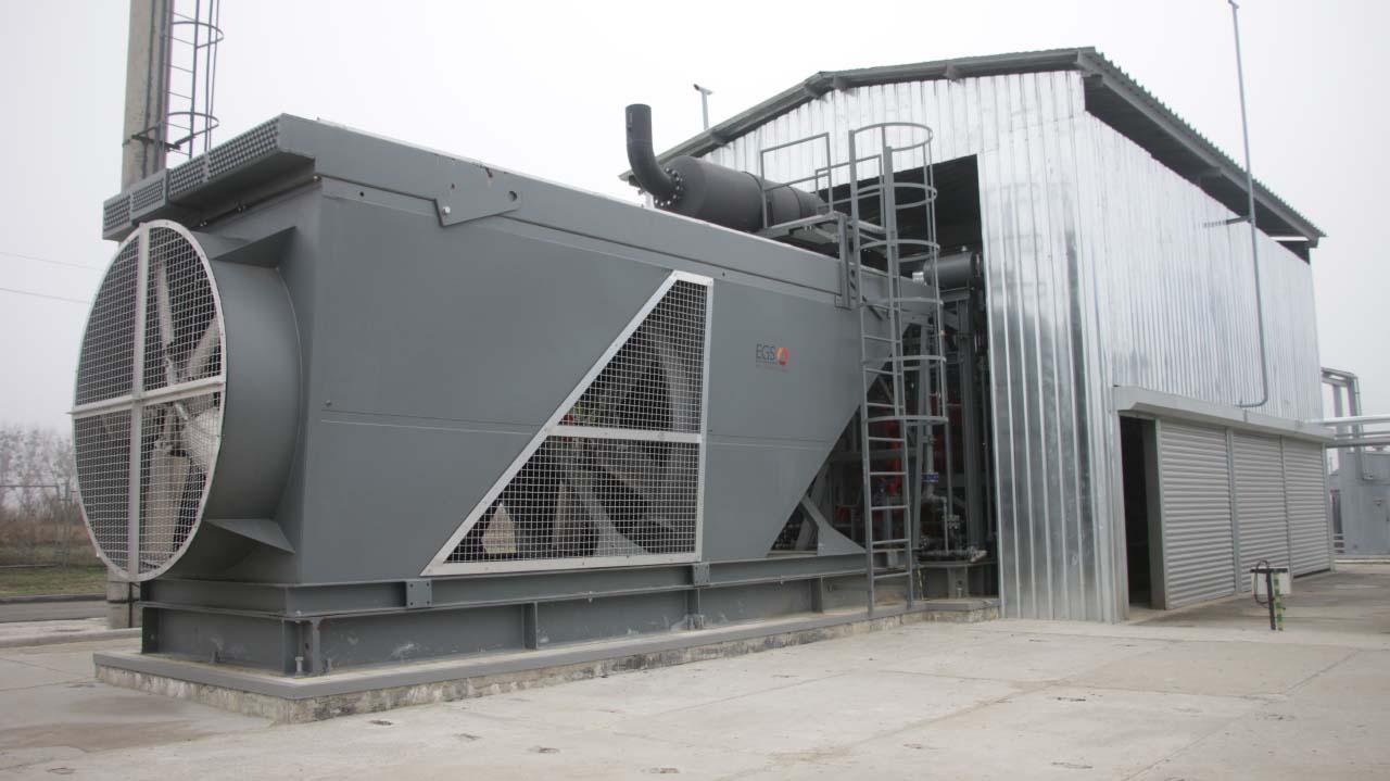 Нові компресори запрацювали на Яблунівській установці комплексної підготовки газу