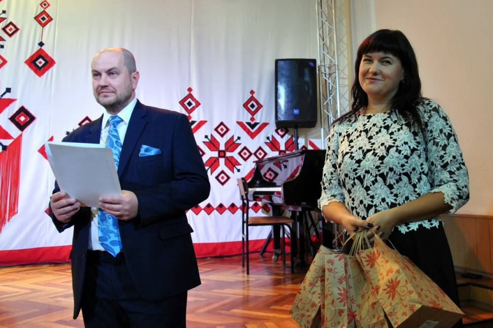 Тарас Компанець та Наталія Корягіна