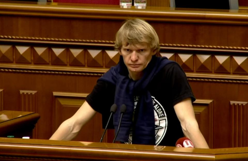 У день слухань фотокору LB.ua Максу Левіну відмовили в акредитації у зону ОСС