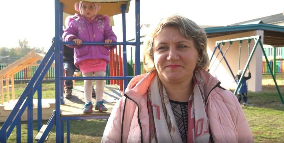 Ольга Попович, директорка Великобузівського НВК