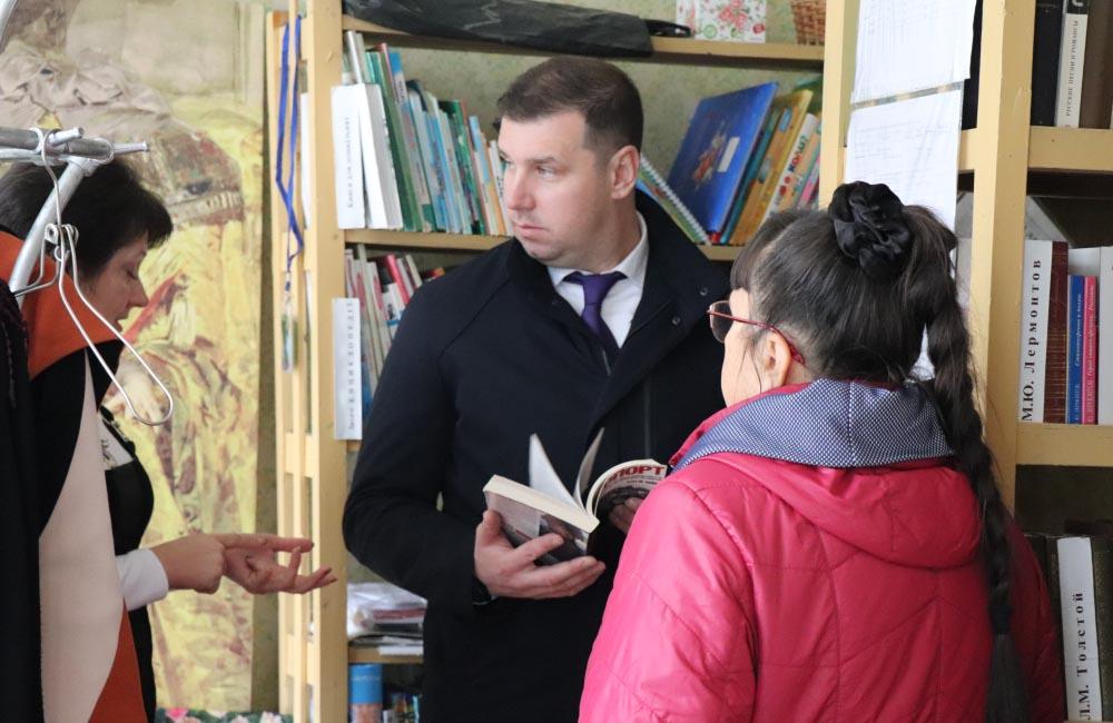 Олександр Шамота: ми робимо з полтавських бібліотек зовсім нову форму