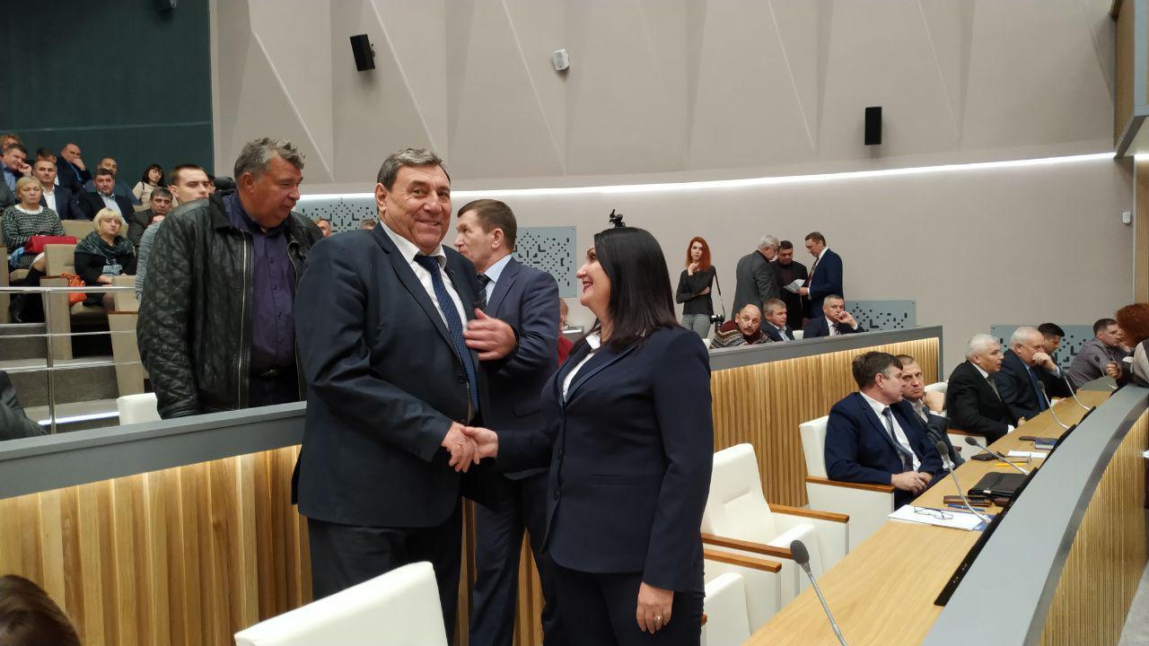 Валерій Капленко та Олена Харченко