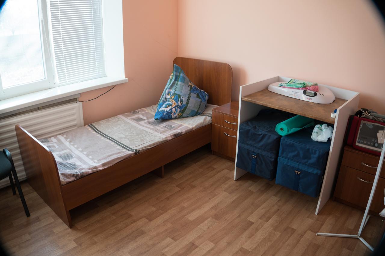 Кімната для пацієнтів