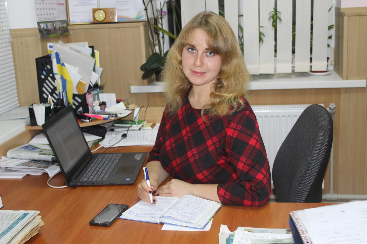 Наталія Хорольська