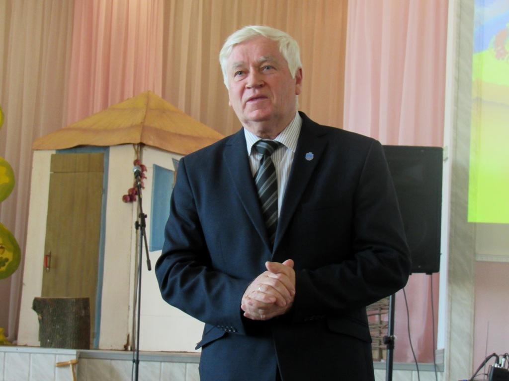 Міський голова Зінькова Сергій Максименко