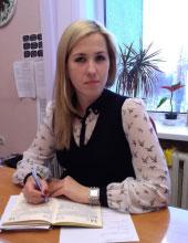 Наталія Заводчікова