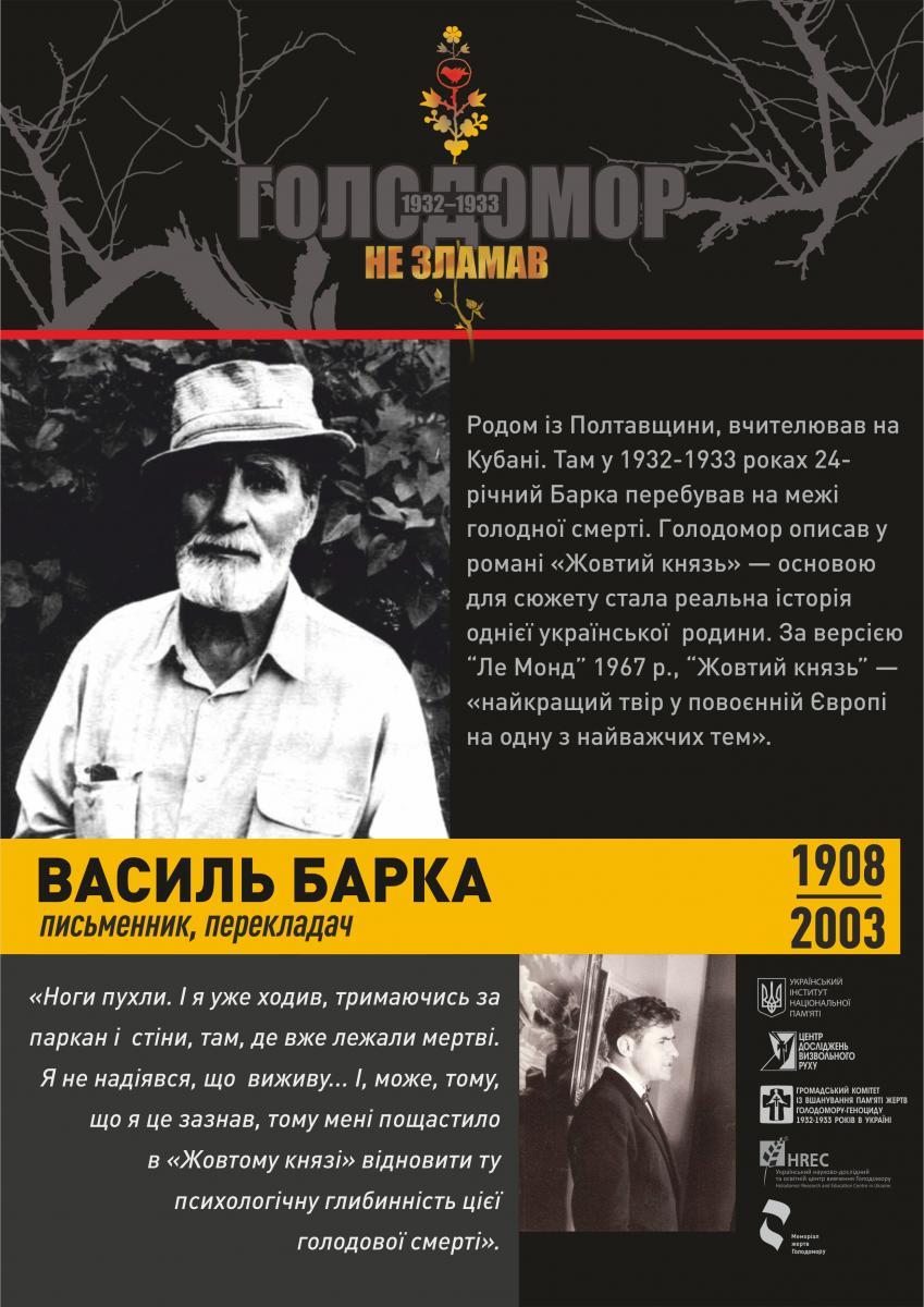 Василь Барка