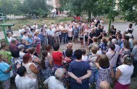 Сергій Каплін організовує полтавців, щоб зупинити встановлення загальнобудинкових лічильників на гарячу та холодну воду