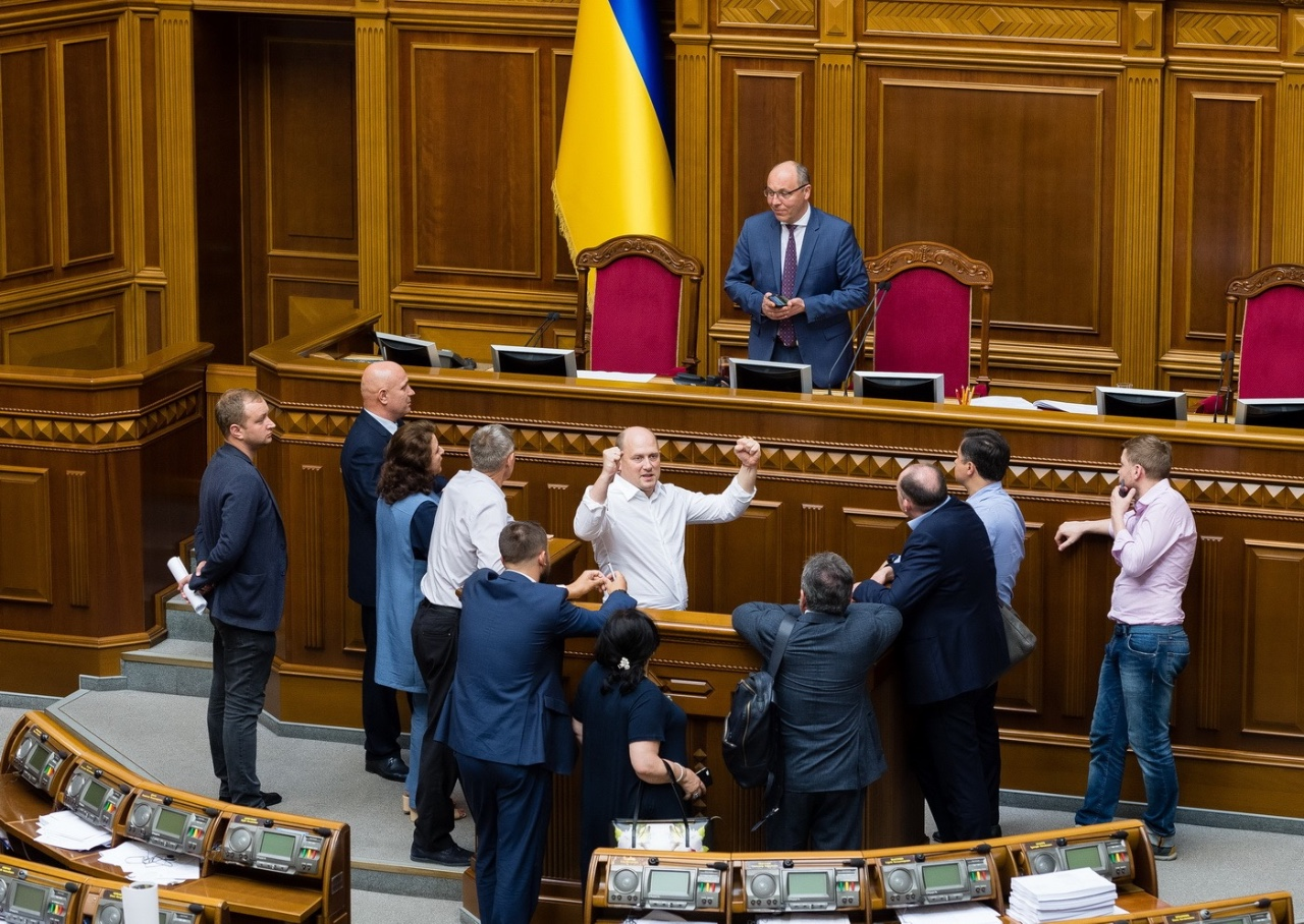 Сергій Каплін добився, щоб парламент проголосував Закон «Про ренту» і тепер Полтавщина буде отримувати щороку 1,5 мільярди гривень з видобутку нафти та газу