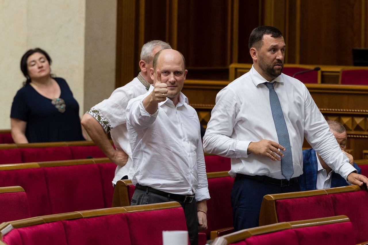 Сергій Каплін Зареєстрував біля 300 законопроєктів, 24 ТСК та понад дев'ять тисяч депутатських звернень і запитів.