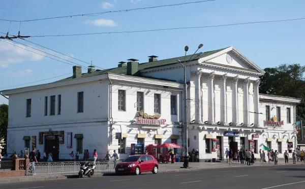 Виграв суди та зберіг від знищення низку архітектурних пам»яток Полтави