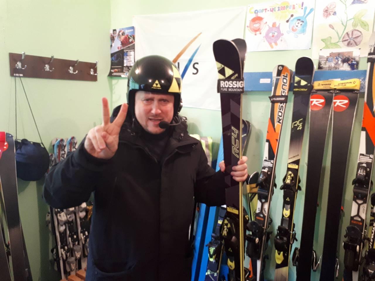 Сергій Каплін залучив 1,5 мільйони на ремонт гірськолижної бази для молоді під Полтавою