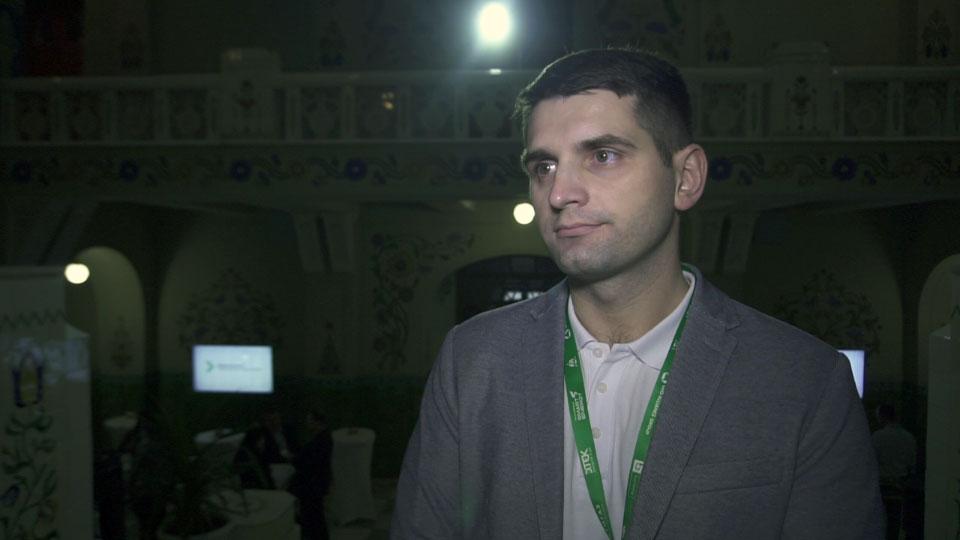 Директор ТОВ «Нафтогазопромислова геологія» групи Бурісма Олександр Ткачук
