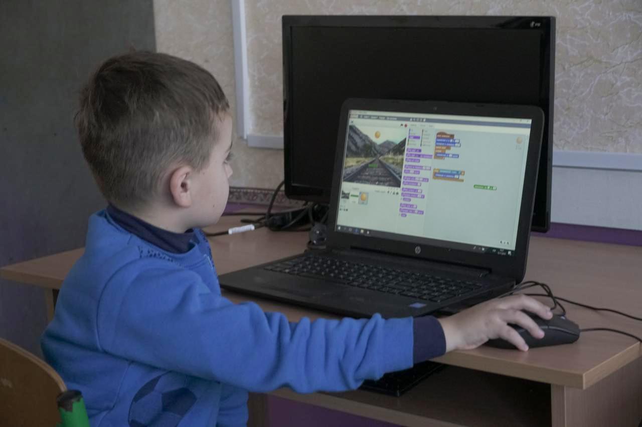 Процес навчання програмуванню