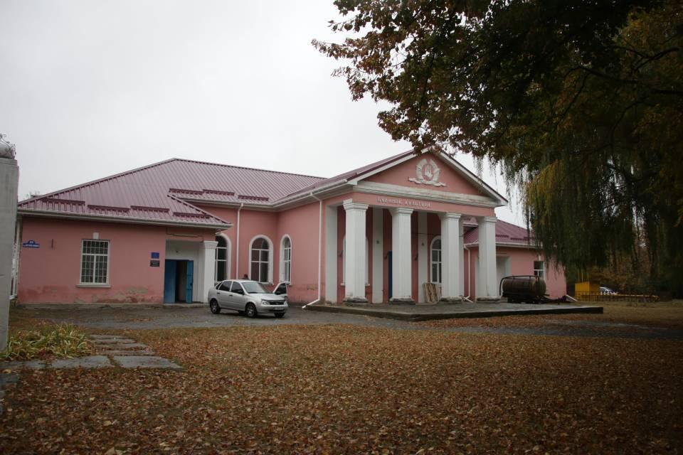 Василівський БК з заміненим дахом