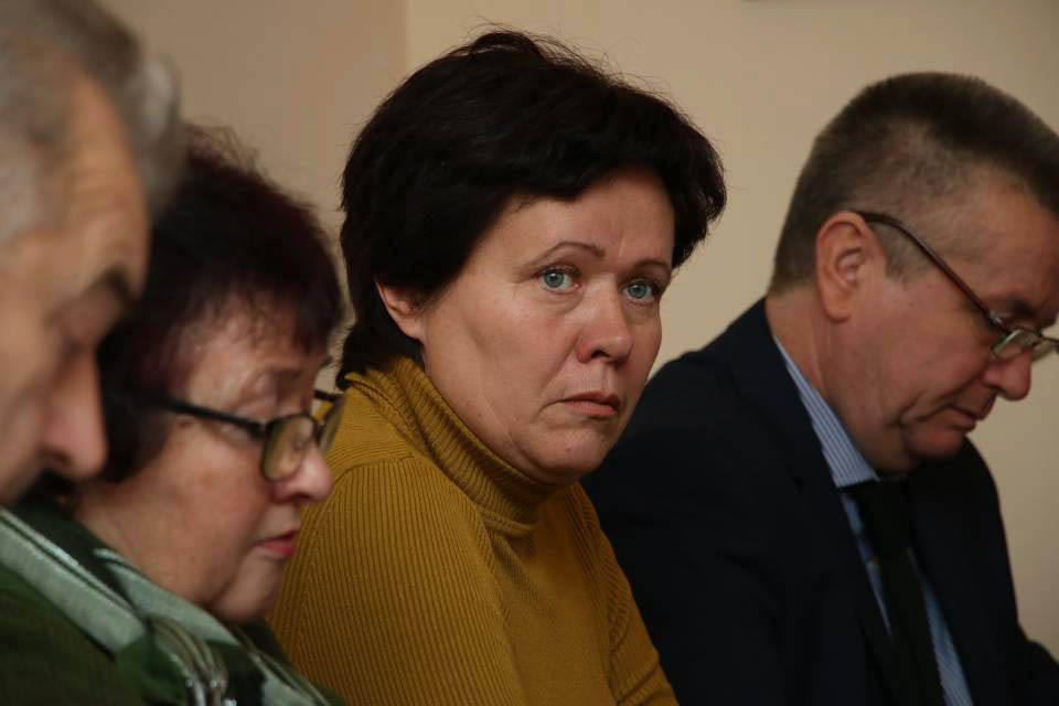 Голова органів самоорганізації населення с. Дублянщина