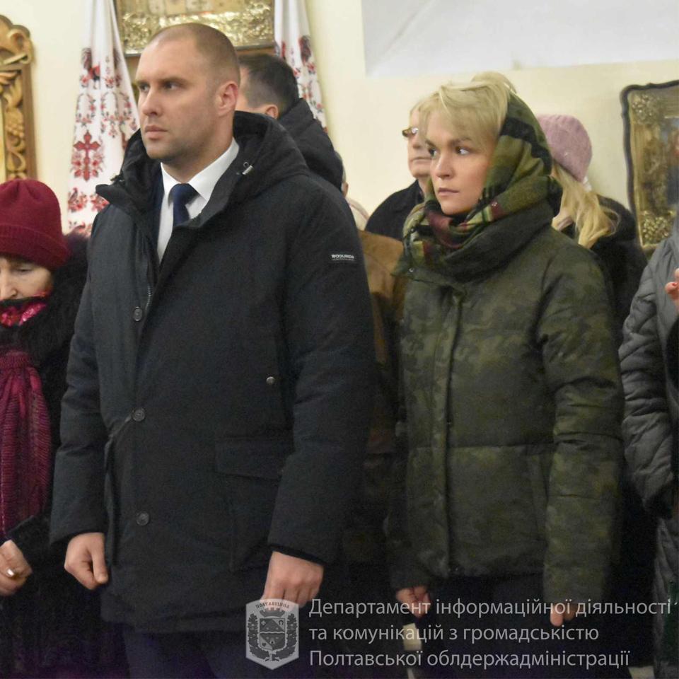 Катерина Рижеченко вже відвідувала громадські заходи за участі керівництва області