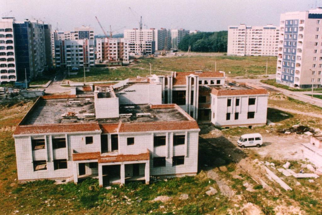 Майбутнє приміщення «Джерела» (джерело — dzherelocentre.org.ua)