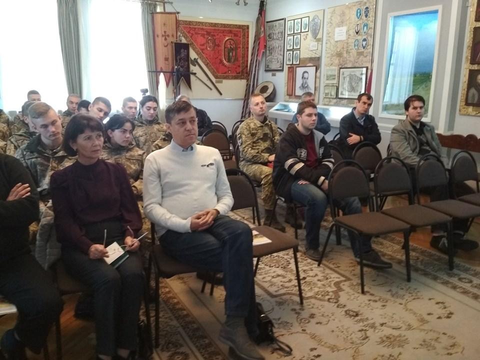 Людмила Бабенко і Олег Пустовгар
