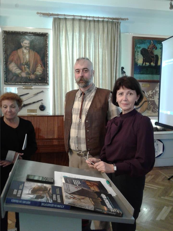Святослав Сичевський і Людмила Бабенко