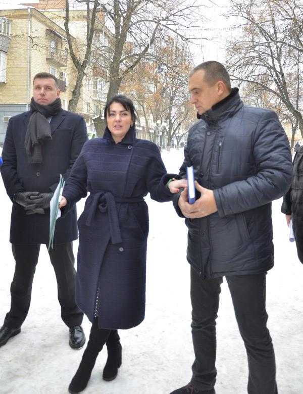 Олександр Шамота, Тетяна Юрченко та Роман Кикоть