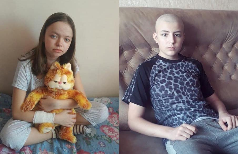 Віта Гур'янова та Ярослав Почтаренко