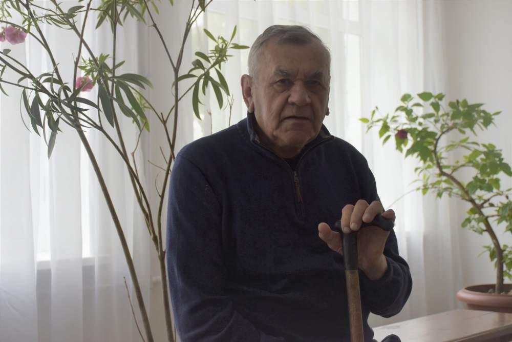 Пацієнт Анатолій Іванченко